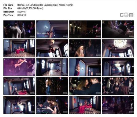 Belinda - En La Obscuridad (alvarado Rmx) Arcade Hq_Snapshot
