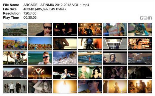 ARCADE LATINMIX 2012-2013 VOL 1_Snapshot